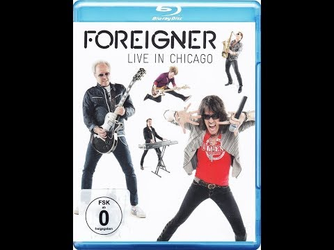 Foreigner - Live In Chicago - Full HD Concert Mp3