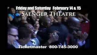 Shaquille O'Neal's Al Star Comedy Jam - February 14-15, 2014