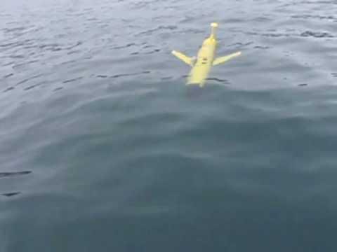 UAF - research - underwater gliders