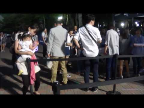 Doojoon Parents after Can You Feel It Concert 0601417