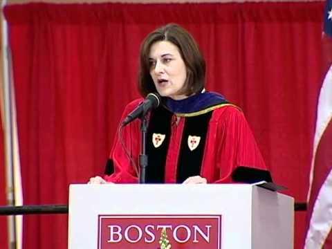 SSW Convocation Speech: Victoria Reggie Kennedy