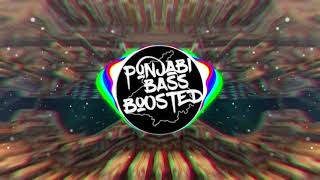 Peg Di Washna [BASS BOOSTED] Amrit Mann ft Dj Flow | Himanshi Khurana | PUNJABI BASS BOOSTED