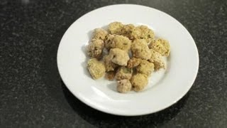 How To Make Fried Okra The Healthy Way : Cooking With Okra