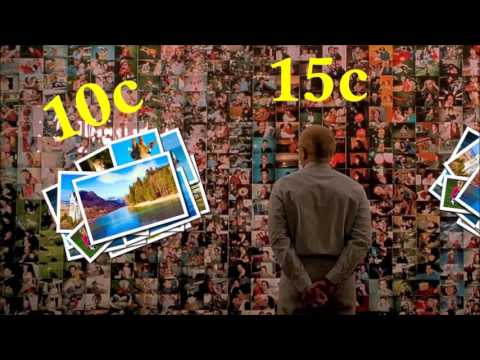 Artificial Scarcity and 10 Cent Photos
