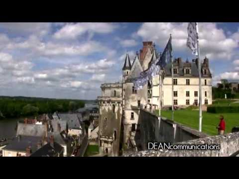 Amboise, France  - Home of Kings and Queens