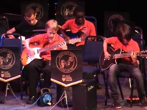 Enter Sandman by West Sussex Intermediate Guitars