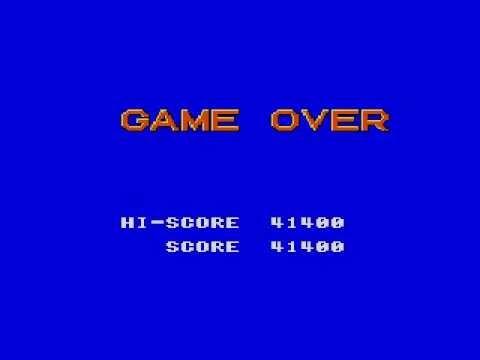 Game Over: Alex Kidd in Shinobi World