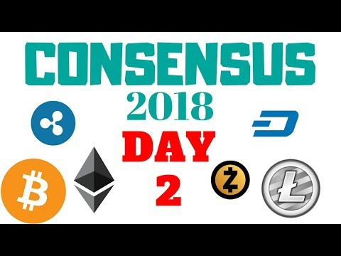 Consensus 2018 Day 2 - What To Watch
