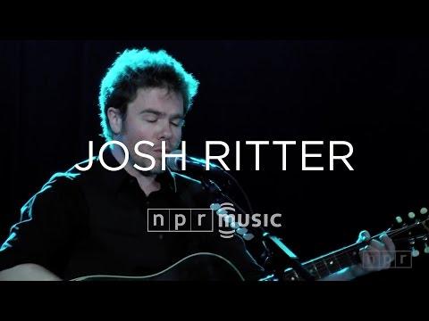 Josh Ritter   NPR MUSIC FRONT ROW