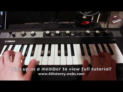 Peterpan / Noah - Semua Tentang Kita (Piano Tutorial)