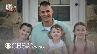 Marine and NYC firefighter killed in Afghanistan remembered by widow and colleagues