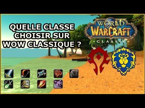 WoW Classic: Quelle classe choisir ?