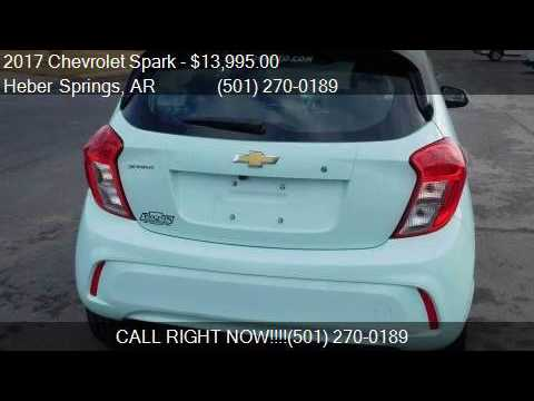2017 chevrolet spark ls cvt 4dr hatchback for sale in heber youtube youtube