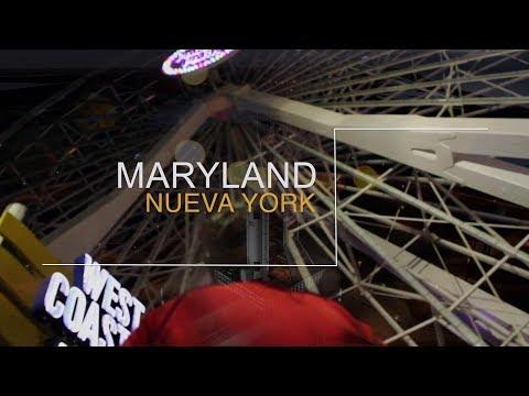 Maryland - Nueva York (lyric video)
