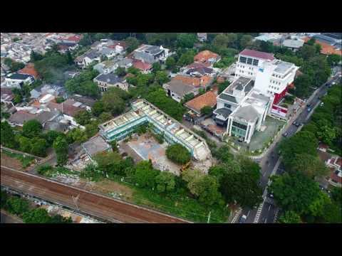 Video Survey SMP N 8 Jakarta