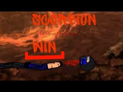Mortal Kombat 11  Анимация   Рисуем мультфильмы 2   LefetpozJ Animation  