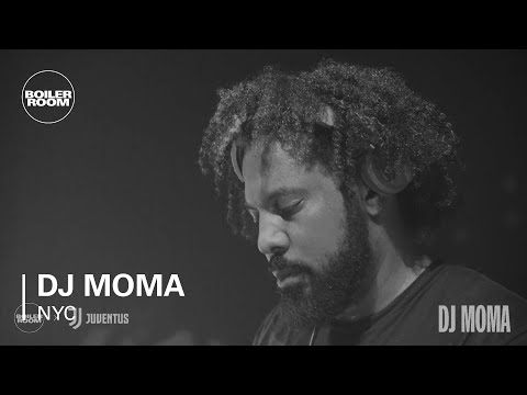 Hip-Hop: DJ Moma Boiler Room New York x Juventus DJ Set