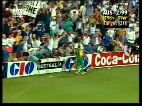 1994/95 Australia Vs Australia A - One day Match