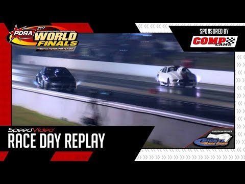 Lizzy Musi Lays Down A Blistering 3.68 At The 2017 PDRA World Finals