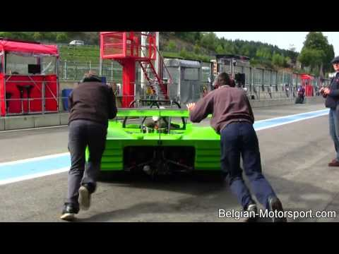 Lola T280 + T292 with DFV F1 V8 - 2013 Spa 6h