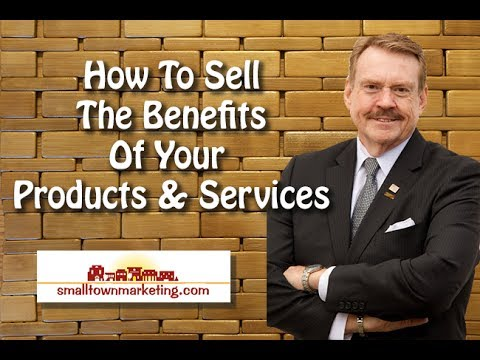 [Podcast] How to Sell The Benefits Of Your Products & Services