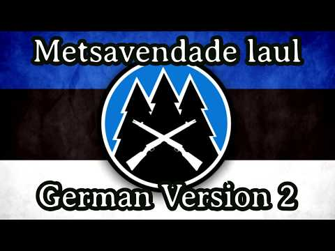 Sing With @Der Michel  - Metsavendade Laul / Song Of The Forest Brothers  [German Version]
