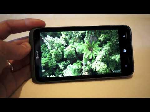 HTC Titan II en nuestras manos