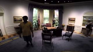 George H.W.Bush Presidential Library (College Station,TX)