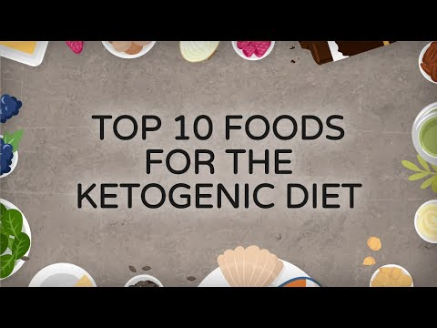 top-10-foods-for-the-ketogenic-diet