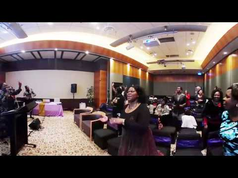 Precious stone Ministry : Women convention : DAY 1 : 360 video : SYDNEY : Australia