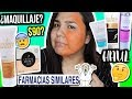 PROBÉ el MAQUILLAJE de SIMILARES?! + HAUL Eternal Secret | Sarai♥