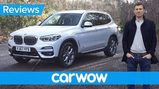 BMW X3 2018 SUV in-depth review | carwow