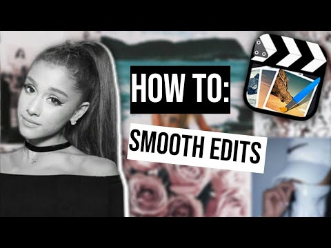 Cute Cut - Tips on How to make a Smooth Edit!