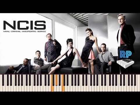 NCIS - TV Theme - Piano Tutorial