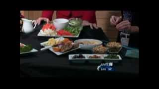 Allergies and Entertaining (12/15/12 on KARE 11)