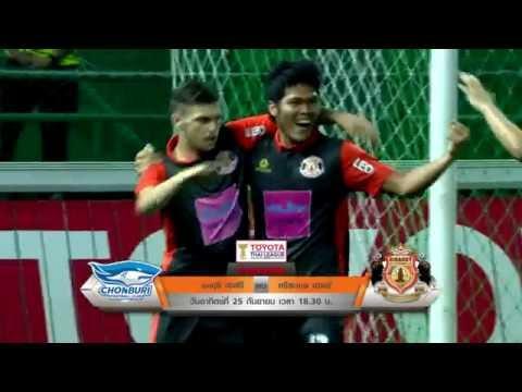 Thai league 24 - 25 Sep