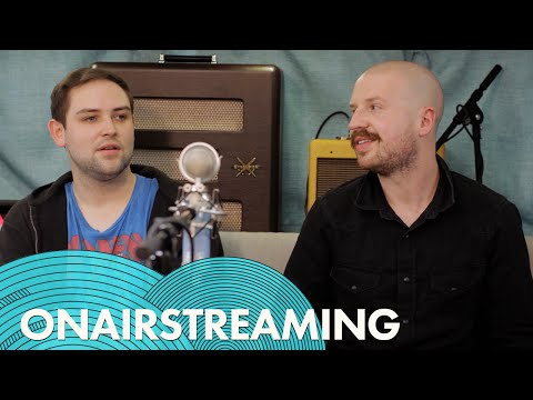 The Twilight Sad - Interview with OnAirstreaming
