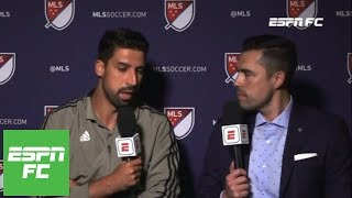 Sami Khedira exclusive interview: On Cristiano Ronaldo, Champions League, more | ESPN FC