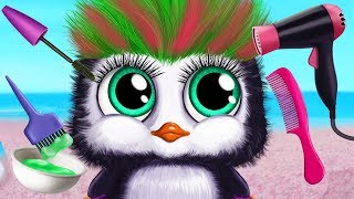 Baby Animal Hair Salon 3 - Fun Makeup, Dress UP Beauty Pet Haircuts Makeover Kids & Girls Games