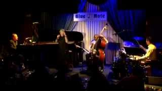 """A Beautiful Night of Jazz"" with Julie E. and Alex Blake  Blue Note NYC Aug. 2014"