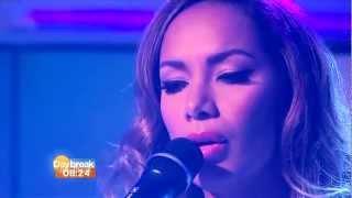 Leona Lewis - Lovebirds  - ITV Daybreak - 23 Nov 2012 - Live HD HIFI - 23 Nov 2012