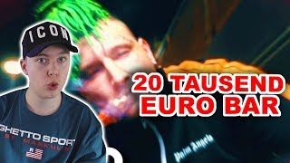 """Lil Lano - """"20 Tausend Euro Bar"""" (Official 4K Video) REACTION/ANALYSE"""