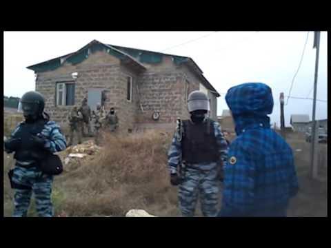 ФСБ устроила утренние обыски в селе под Симферополем