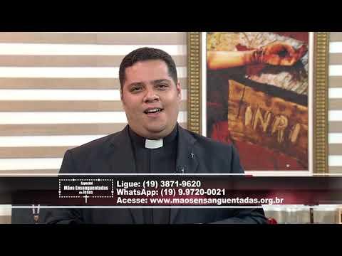 Especial Mãos Ensanguentadas de Jesus - 06/11/2018 - B1