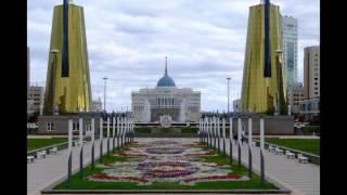 Красивый город Астана!