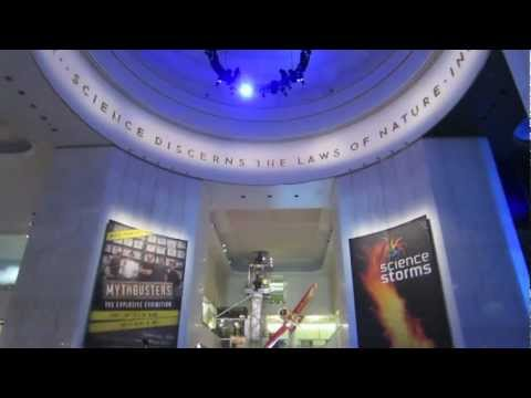 Museum of Science and Industry Tour