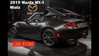 2019 Mazda MX-5 Miata - First Test - Interior and Exterior