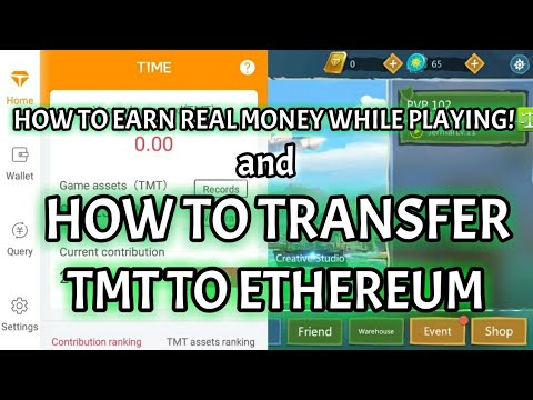 How To Transfer TMT To Ethereum Cryptocurrency Chat