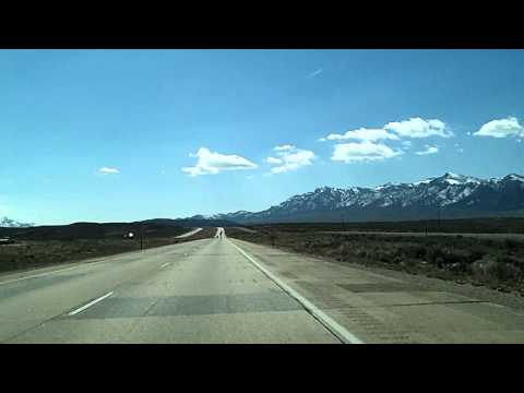 Drive Through Utah: Southbound on I-15 SLC to Dixie in 9.5 Minutes