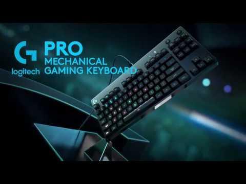 Best pris på Logitech G Pro X Gaming Keyboard GX Blue Clicky